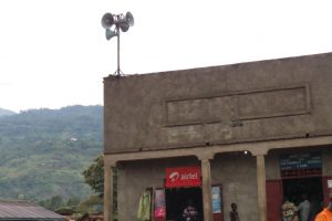 Maison de la Radi Locale Lume. Photo: Fiston Mahamba Larousse